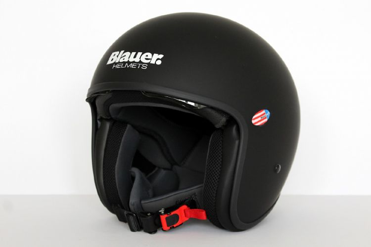 "Test: Blauer 1.1 Pilot Jethelm - Amerikaner ""made in Italy"""